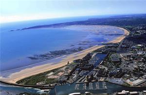 Nantong's twin city - Swansea of Wales, UK